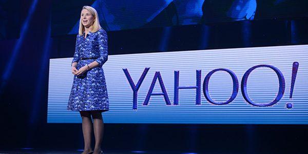 Marissa Mayer di Yahoo