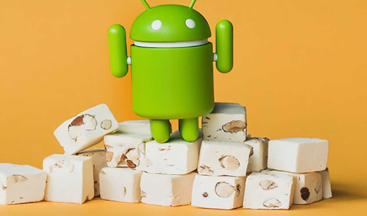 Android 7.1.2 Nougat