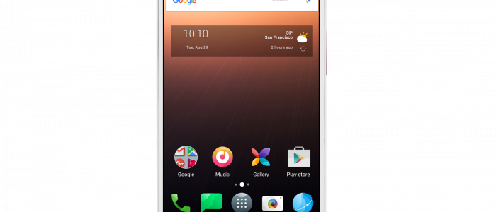 TCL Alcatel A3 XL-1