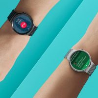 Android Wear 2.0 uscita