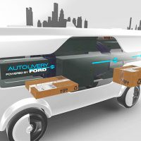 Autolivery di Ford