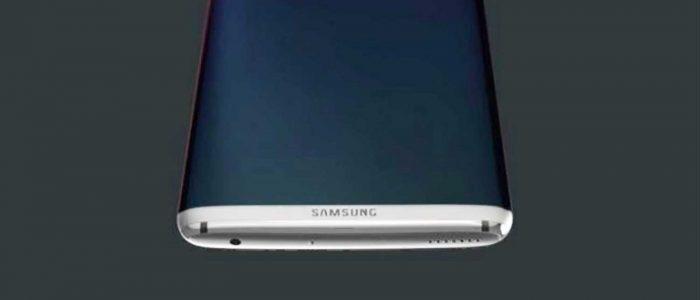 Batterie Galaxy S8 di Sony