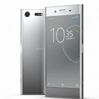 Sony Xperia XZ Premium silver