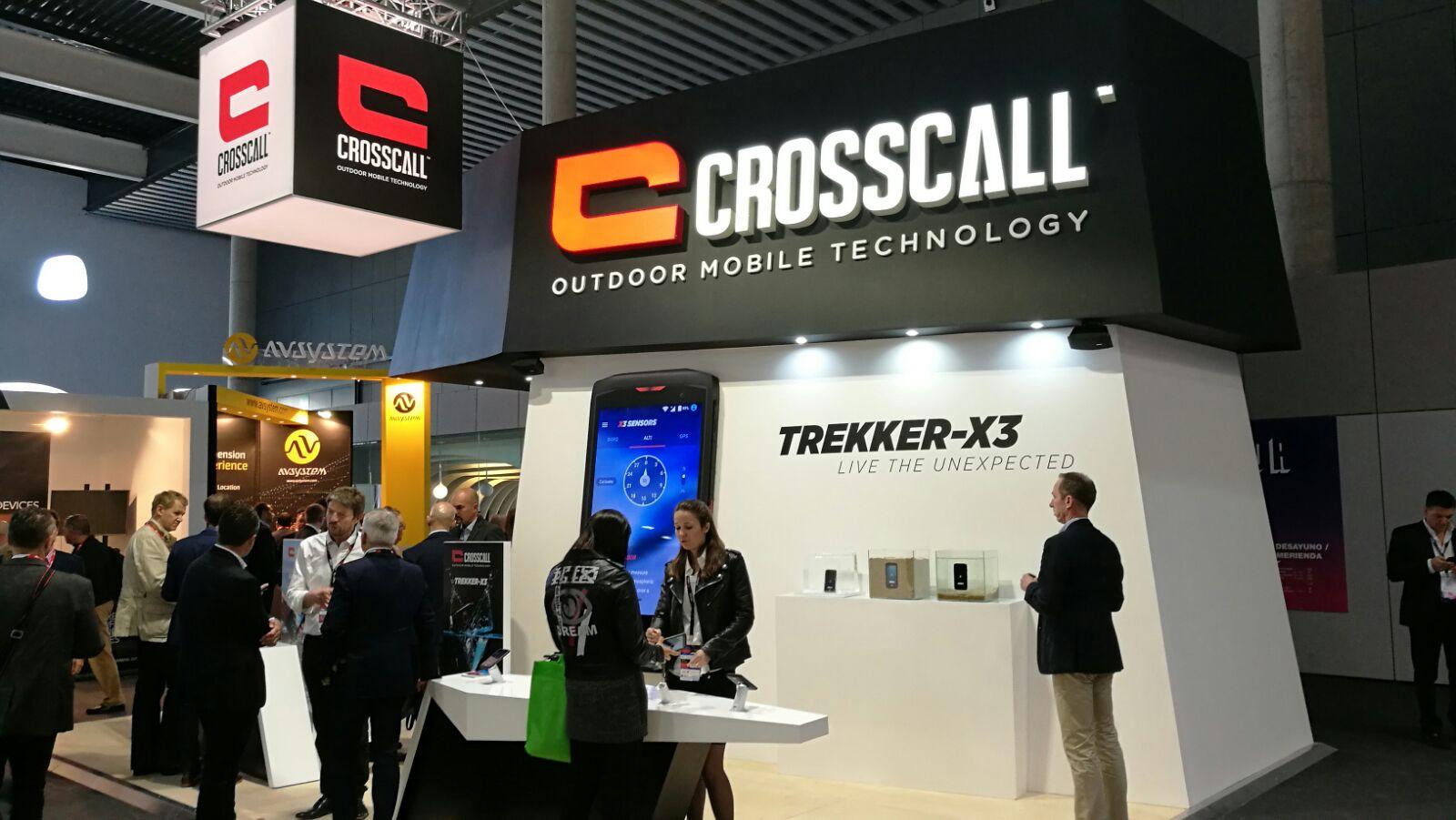 Crosscall Trekker-X3