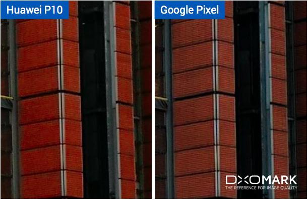 Foto P10 vs Pixel