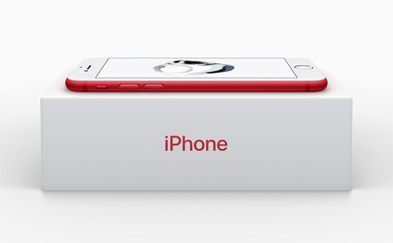 Apple iphone-7-(product)red