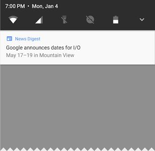 notifiche Android O