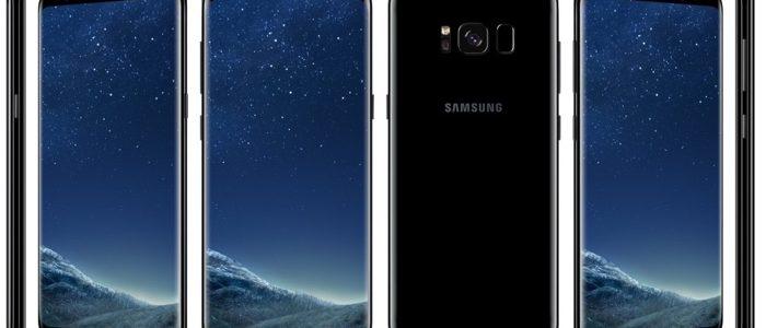 Galaxy S8 wind