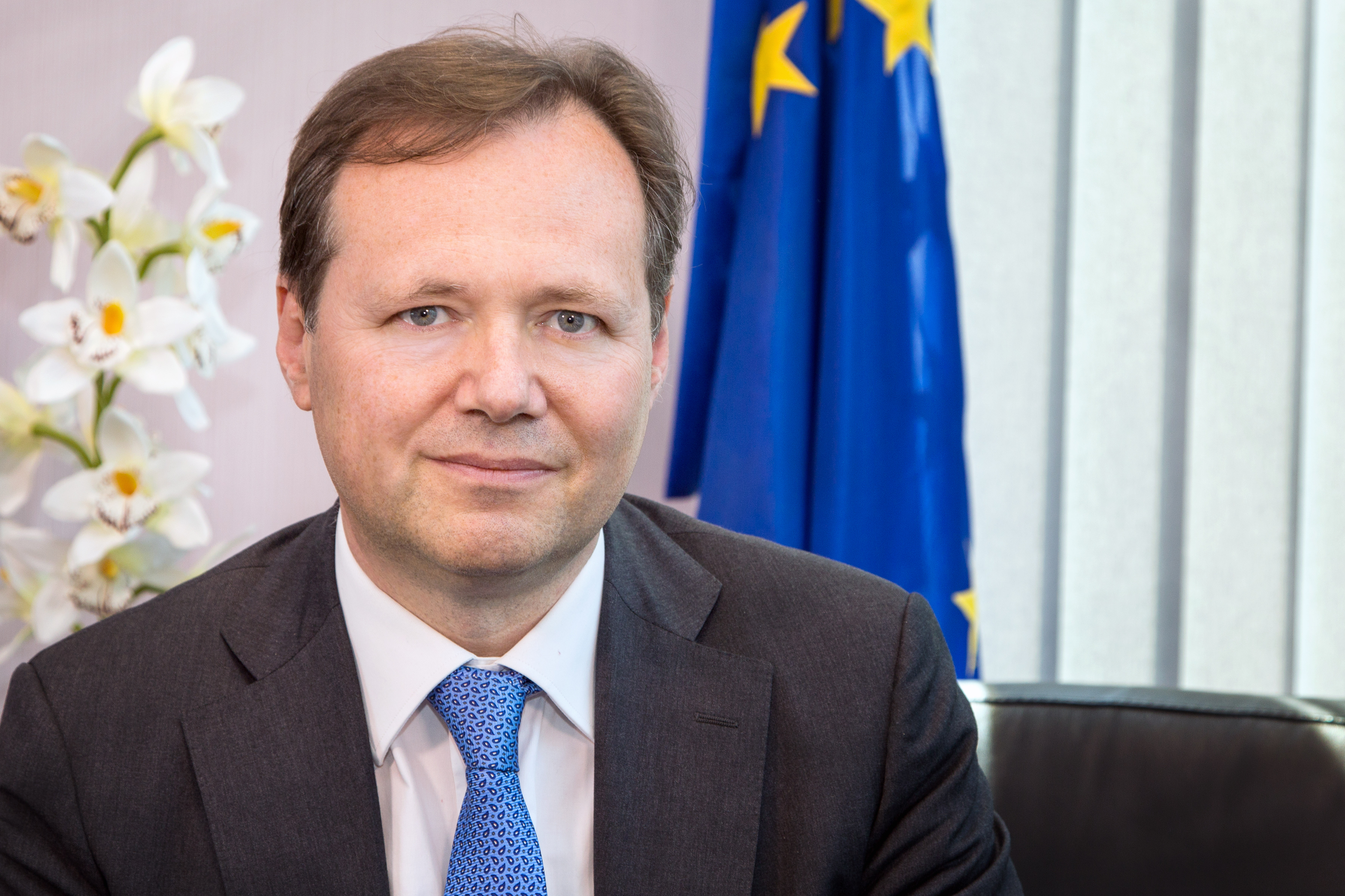 Roberto Viola, roaming UE