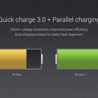 Xiaomi Mi Max 2 batteria