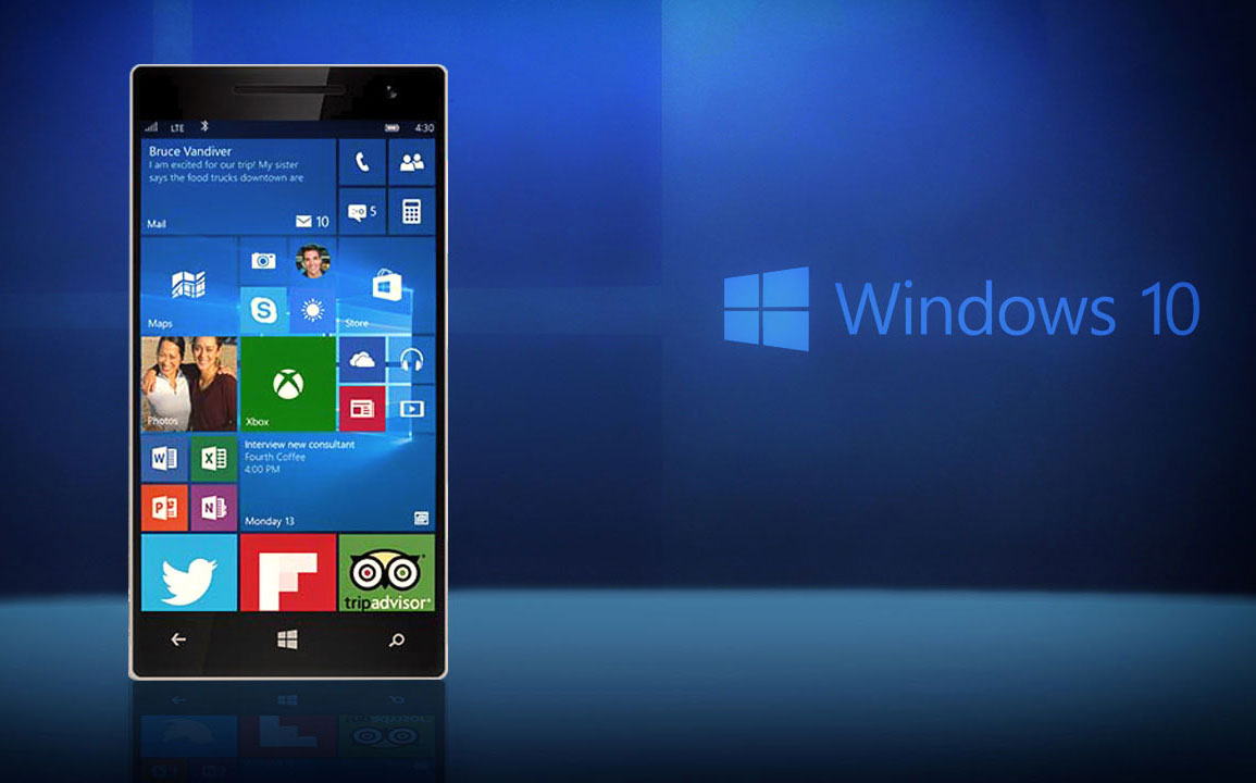 Windows Phone 8.1 addio: come installare Windows 10 Mobile