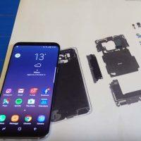 Samsung Galaxy S8 recensione