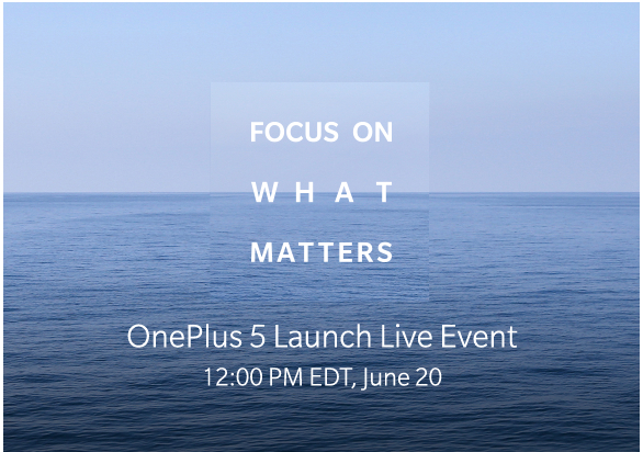 OnePlus 5 invito