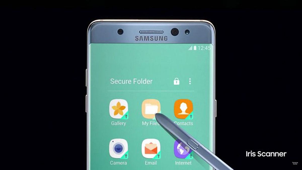 Samsung Secure Folder