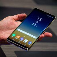 Galaxy Note 8 ricarica