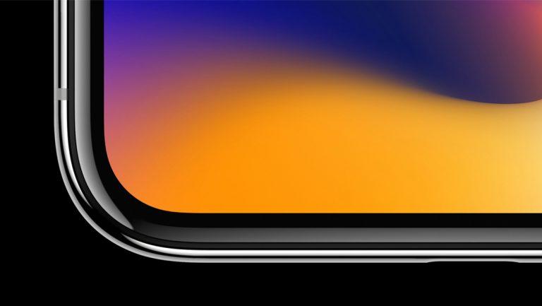 iPhone senza bordi