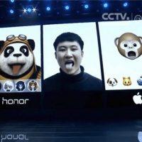 Huawei Animoji su V10