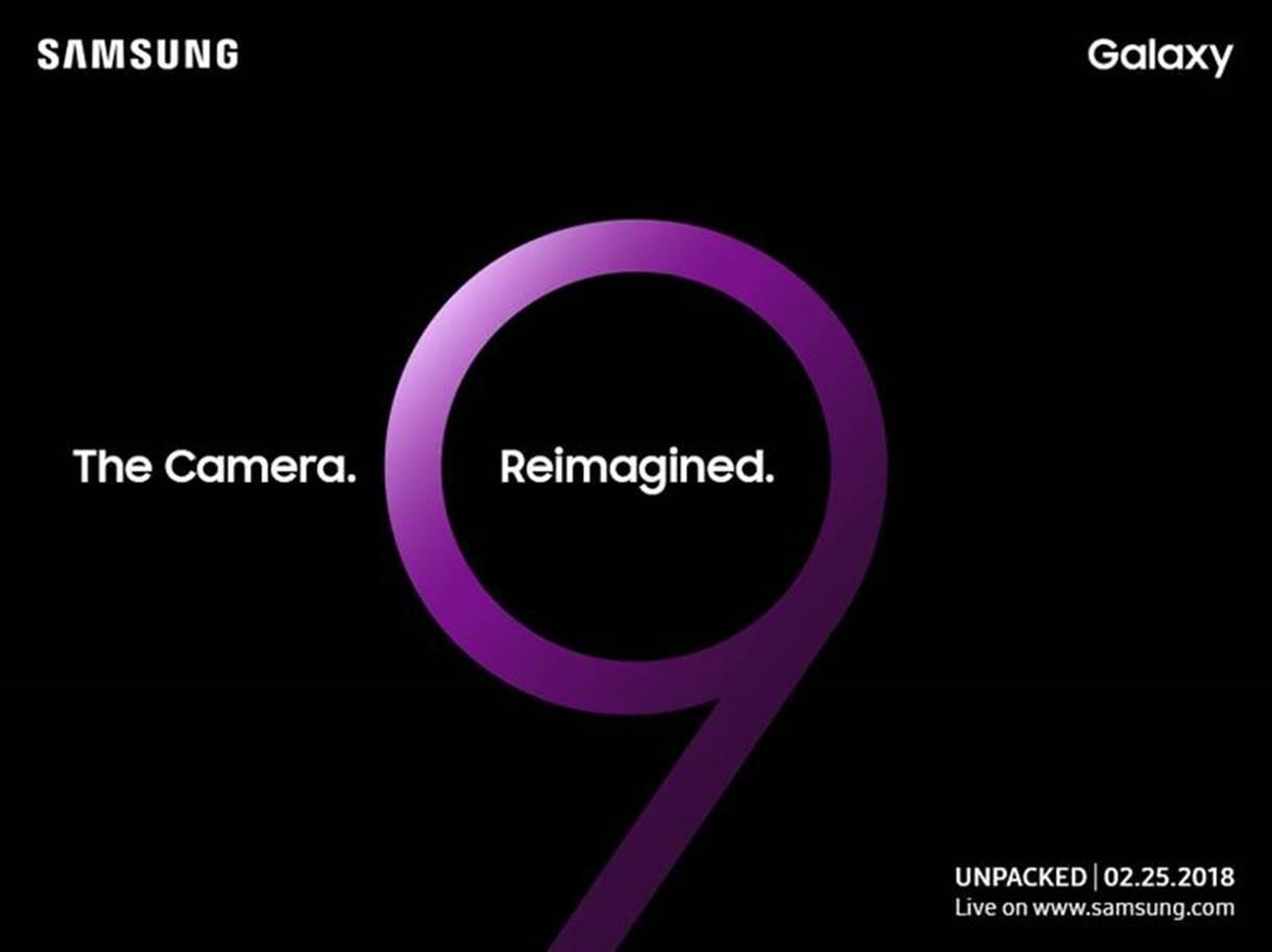 Samsung Galaxy S9 lancio