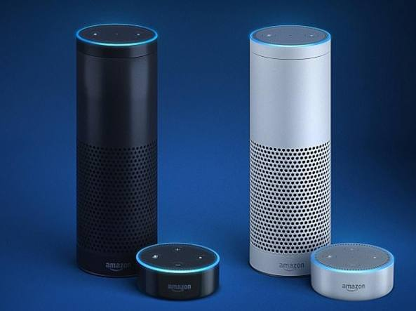 Amazon Echo con Alexa