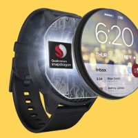 Qualcomm chip wearable
