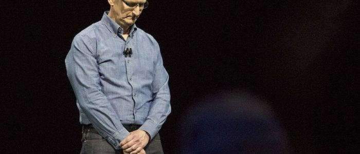 Tim Cook di Apple