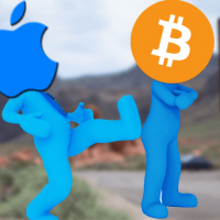 Apple criptovalute