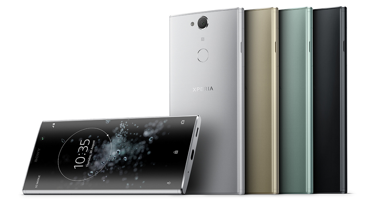 Sony Xperia XZ2 Plus