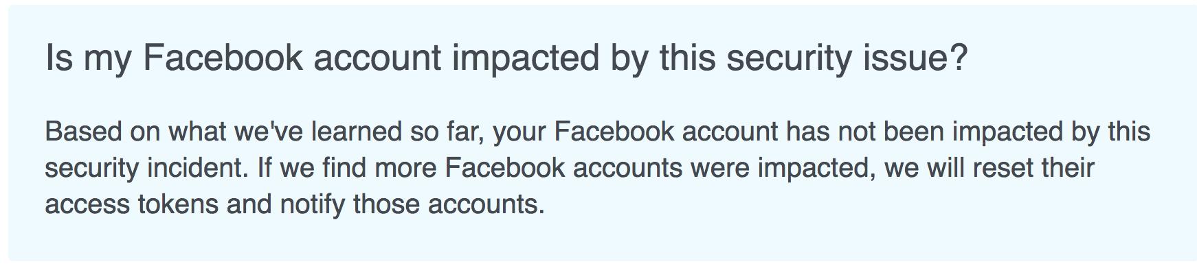 Come sapere se il tuo account facebook stato violato for Mail il tuo account e stato hackerato