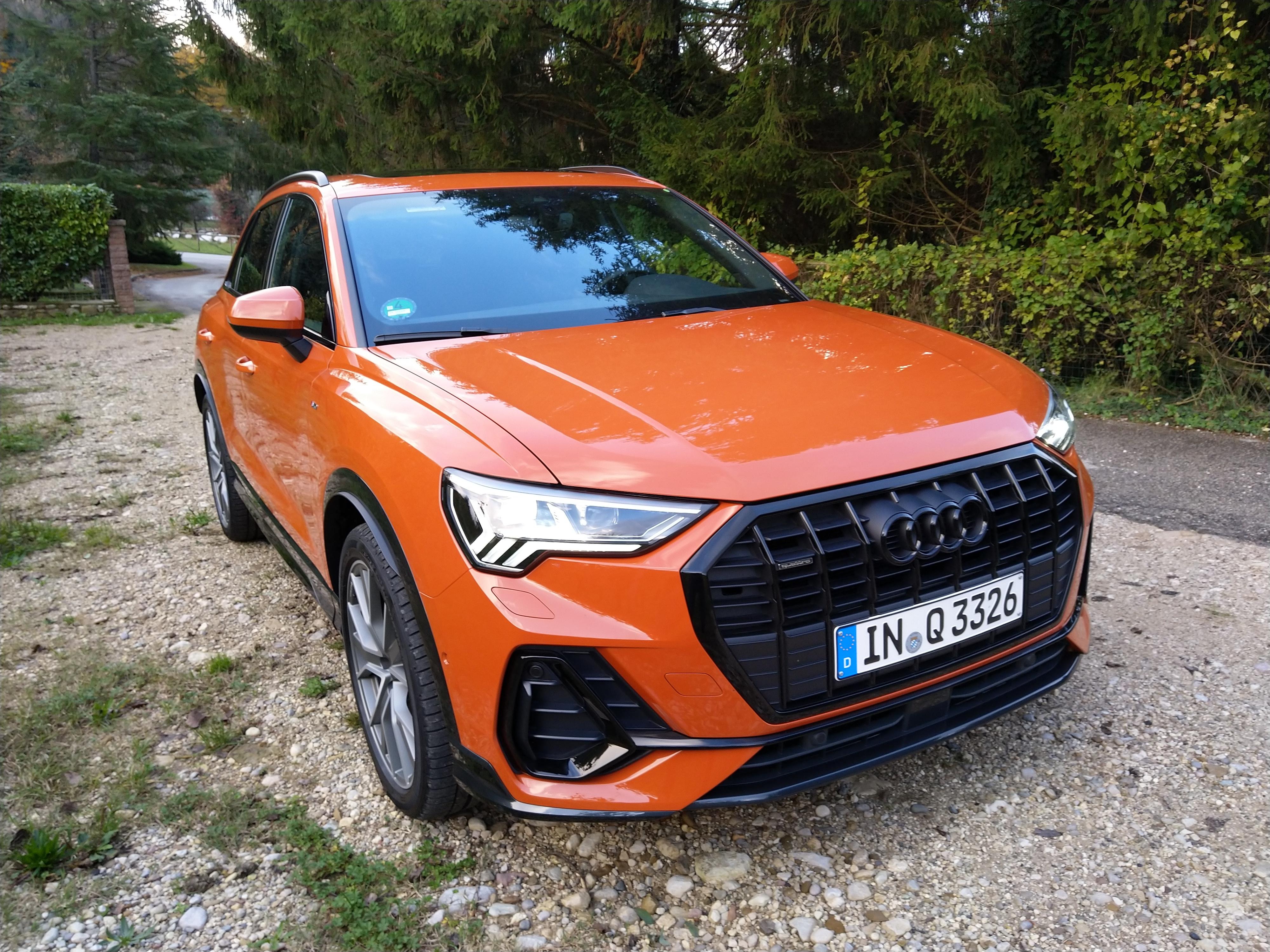 Nuova Audi Q3 Inizia La Commercializzazione Con Tanta Tecnologia A
