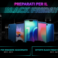 Honor Black Friday 2018
