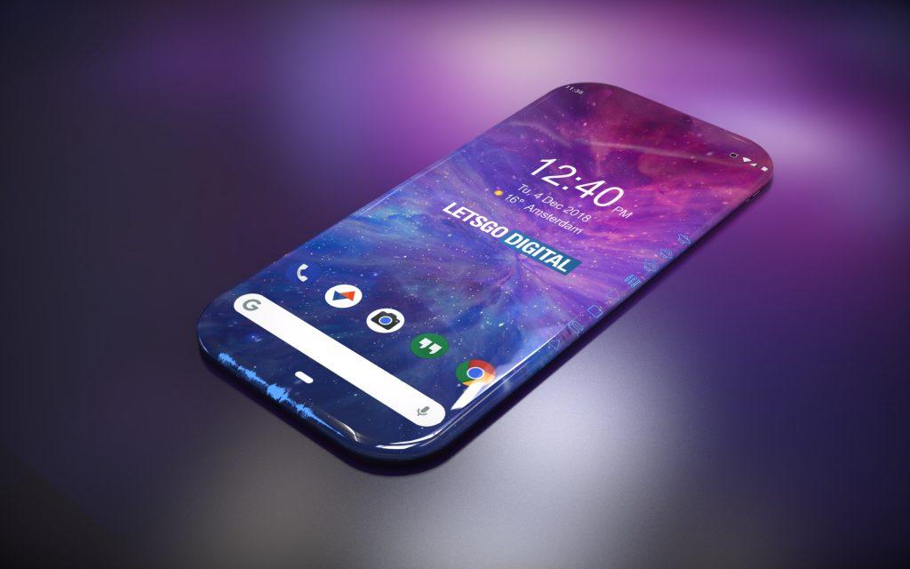 Samsung sogna uno smartphone davvero borderless, anche su 6 lati (foto)