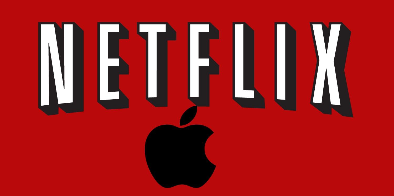 Apple acquisisce Netflix