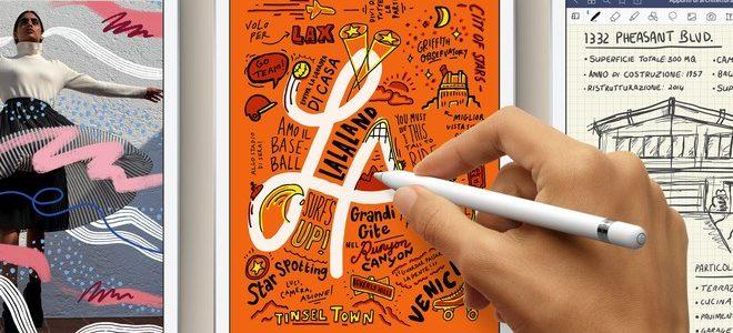Apple nuovi iPad