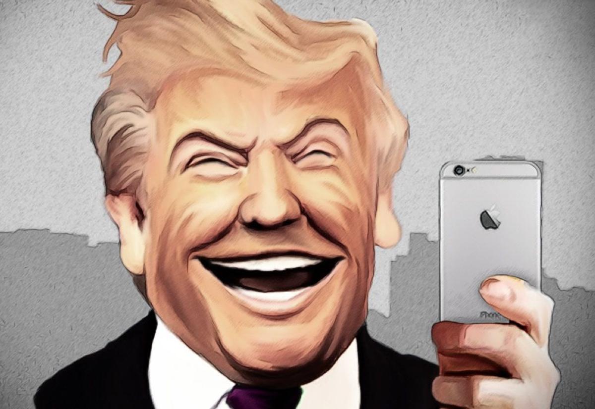 Tasse iPhone in USA