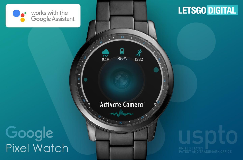 Google Smartwatch brevetto