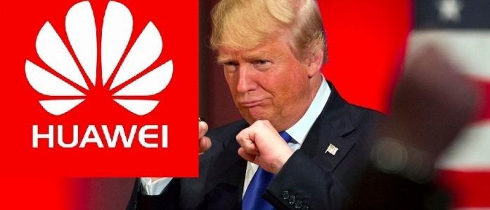 Huawei Trump