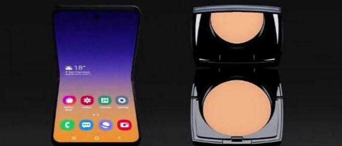 Galaxy Bloom Galaxy Z Flip