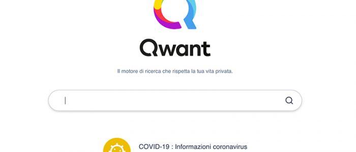 Qwant Huawei