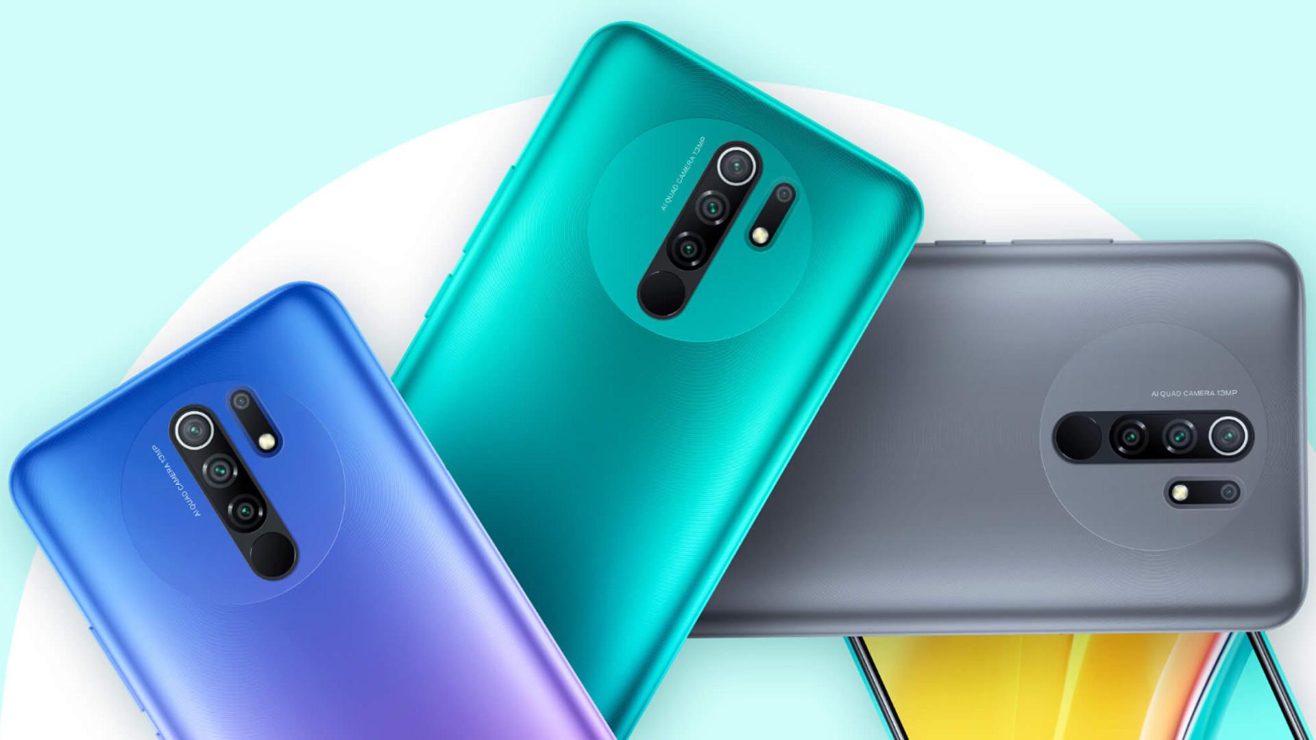 Xiaomi Redmi9