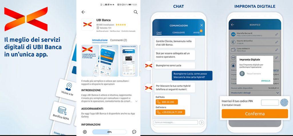 app UBI bank
