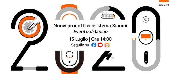 Xiaomi evento live