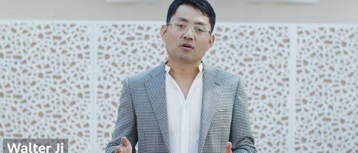 Walter Ji Huawei
