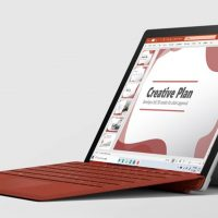 Microsoft surface 8