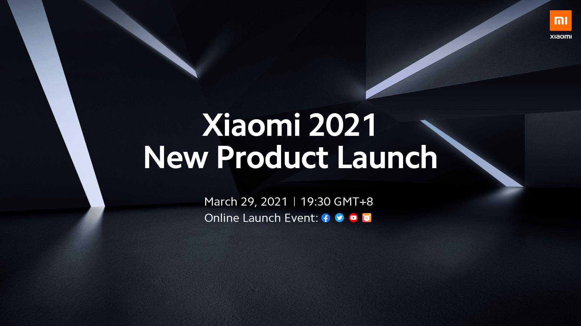 Xiaomi evento lancio