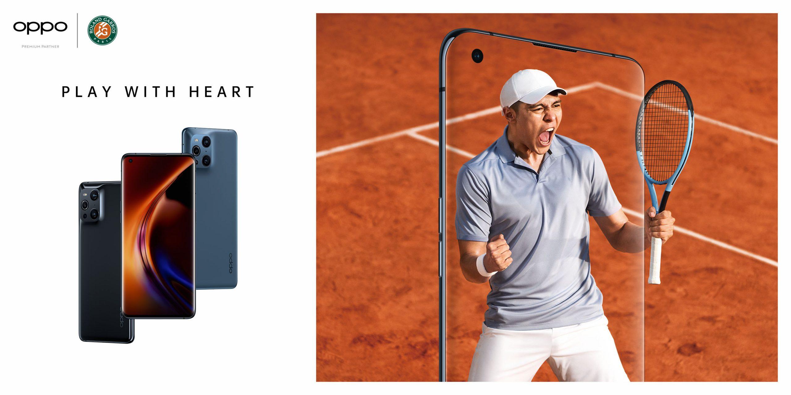 OPPO Roland Garros