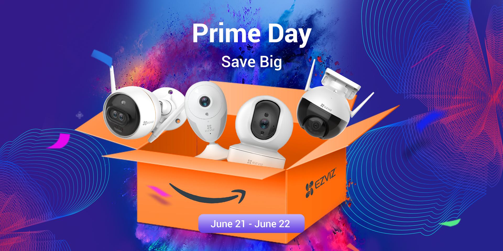 EzViz Prime Day