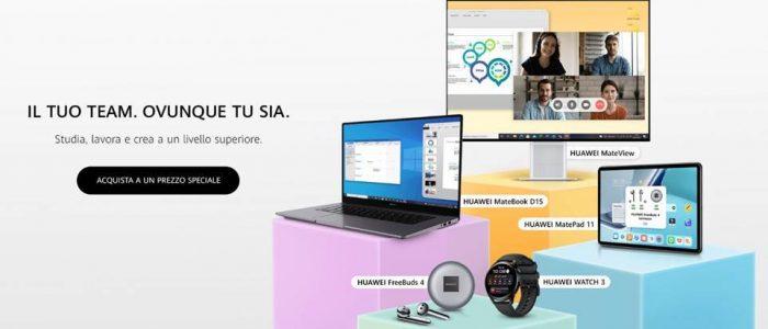 Promo Huawei